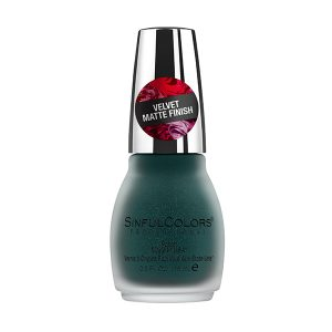 SinfulColors Savage Romance Empire Green