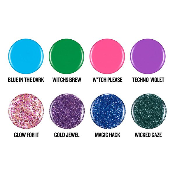 SinfulColor Wicked Neons Collection Swatches