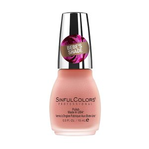 SinfulColors Savage Romance Glam-n-Roses