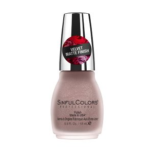 SinfulColors Savage Romance Steel Velours