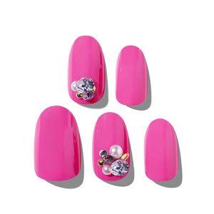 Hot Pink Jewels